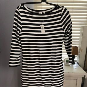 GAP cotton, modal and spandex dress